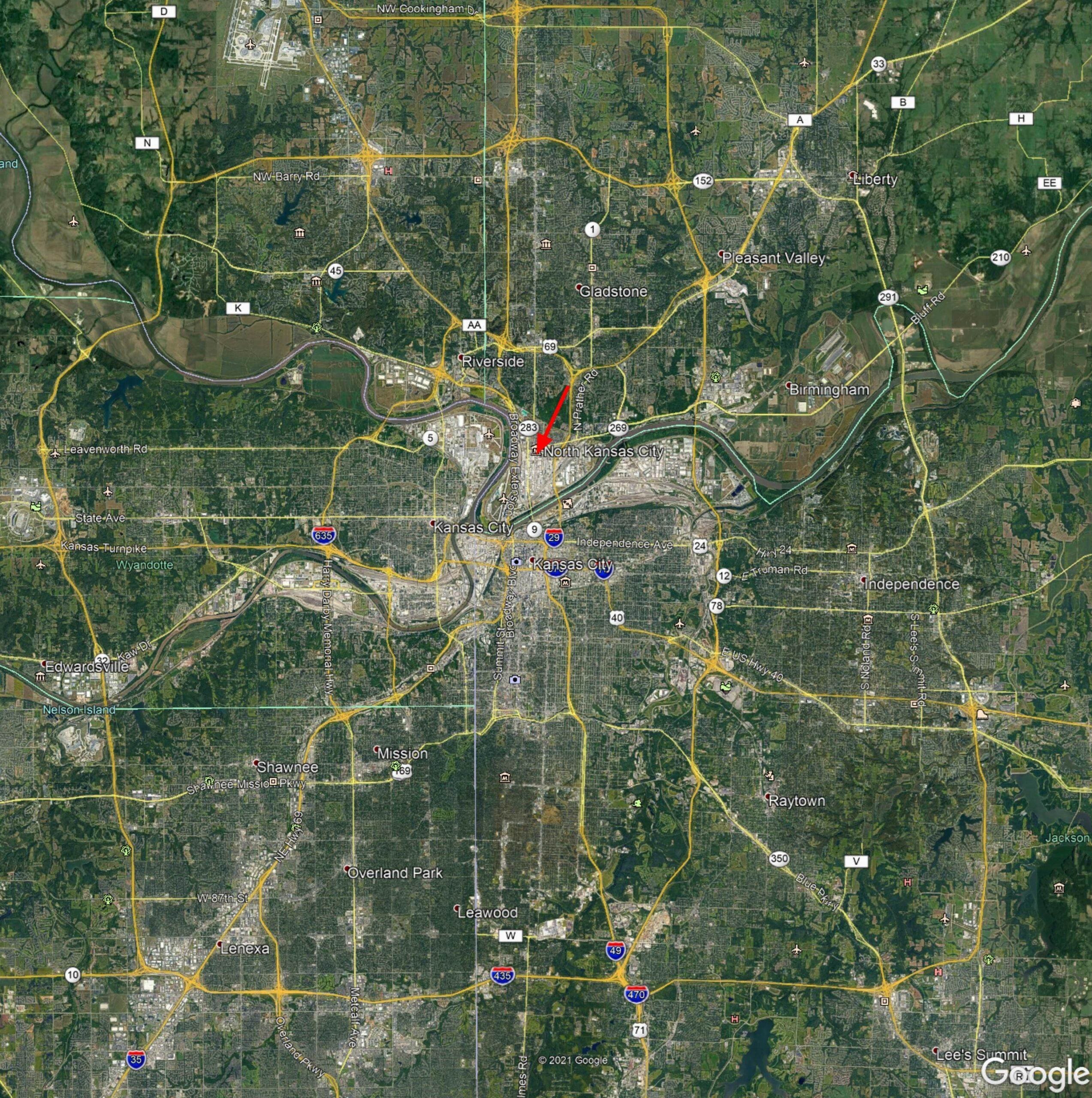 23 Swift Location